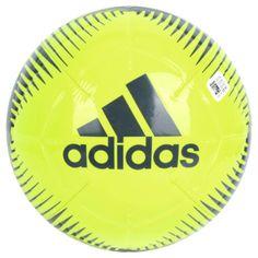 Adidas EPP Club Soccer Football Ball Neon Yellow GK3483 Size 4, 5 | eBay