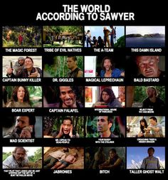 "OMG @Mollyyysuek please tell me you have seen ""The World According to Sawyer"" hahahahah im dying"
