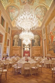 Charming and the Great Palace of Ajuda in Lisbon  I had the pleasure of photographing one of the rooms never before shown.  Currently the room is used for events and Parties.  Catering and Decoration: Casa do Marquês picture:Maria Rão