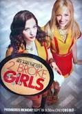 Taping at Warner Brothers of 2 Broke Girls.