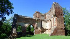 Les vestiges du Castela de Saint-Sulpice-la-Pointe.