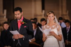 cérémonie religieuse - Mariage église