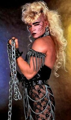 Luna Vachon ( The Anti-Diva and BEST FEMALE PERFORMER IN THE WWF/E EVER !!!!!!!!!!!!!!!!!!!!!!! More personality in her little finger than all of todays faceless brigade of female 'Talent' combined ( Apart from Natalya, who is a decent wrestler ) Hometown: Montreal, Quebec, Canada
