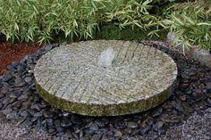 Mühlsteine aus Granit, Mühlstein, aus Granit Mühlsteine bei Bambus-Kultur kaufen