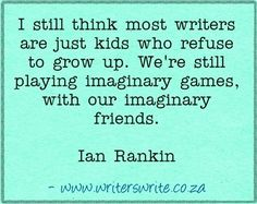 Quotable - Ian Rankin