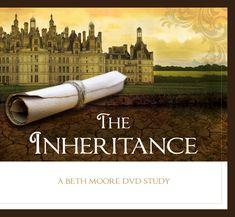 The Inheritance DVD set, Living Proof Ministries Close Caption, Psalm 16, Royal Tea, Beth Moore, Living Proof, Dvd Set, Bible, Study, Teaching