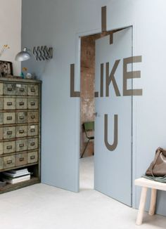I like you :) and great cabinet
