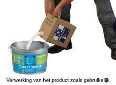 Duurzame verpakking Uzin-producten | Forinn, partner voor vloer en raam