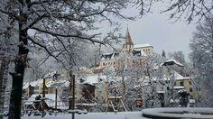 Murau im Winterkleid #murau #kreischberg (c) TVB Murau-Kreischberg, ikarus.cc Berg, Cathedral, Building, Travel, Recovery, Diving, Hiking, Landscape, Pictures