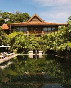 Belmond La Résidence d'Angkor (Siem Reap, Cambodia) - #Jetsetter
