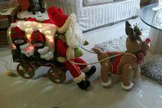 Mi carreta navideña con luces Christmas Diy, Ideas Vintage, Google, Xmas, Xmas Cards Handmade, Handmade Christmas, Diy Wedding Decorations, Xmas Ornaments, Diy Christmas