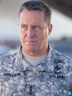 Gen. Michael Holden - Army Wives