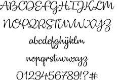 Dulcelin font by Youssef Habchi  http://www.fontriver.com/font/dulcelin/  #handwritten #fonts #typography #design #webdesign #type #lettering #ttf #script #font #typeface