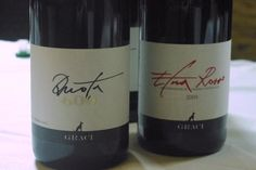 The wines of Graci, Mount Etna, Sicily, Italy