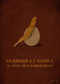 Minimalist Poster of The Rescuers Down Under Wacom Cintiq / Photoshop Please don't use without my permission More from the serie : Thank. Bernard et Bianca au pays des kangourous Disney Minimalist, Minimalist Poster, The Rescuers Down Under, Lilo Et Stitch, Disney Movie Posters, Disney Silhouettes, Past Love, Film D'animation, Photoshop Cs5