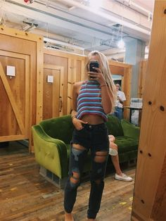 high school outfits, college outfits, outfits for teens, trendy outfits Cute Casual Outfits, Cute Summer Outfits, Spring Outfits, Chic Outfits, Looks Style, Looks Cool, My Style, Teen Fashion Outfits, Outfits For Teens
