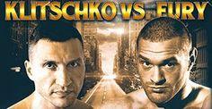 Klitschko vs Fury in Düsseldorf | Tickets ab Dienstag um 13:00 Uhr