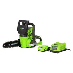 Greenworks 24V 10 in. Chainsaw - 20362
