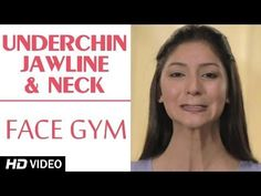 Face Gym - Underchin, Jawline & Neck HD | Asha Bachanni - YouTube