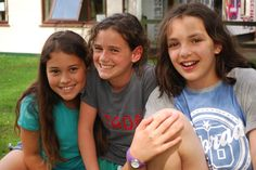 All smiles around at our XUK Activity Camp
