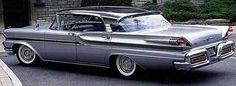 1958 mercury park lane ile ilgili görsel sonucu