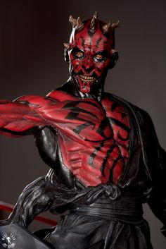sideshow collectibles | Sideshow Collectibles Darth Maul Mythos Statue Review - More Than Just ...