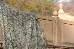 'Party Birds' hand printed Cotton Chambray available through Soda + Stitch / Style Revolutionary Exclusive Collection, Revolutionaries, Chambray, Printed Cotton, Soda, Artisan, Reusable Tote Bags, Textiles, Birds