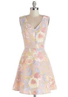 Grace Under Hire Dress, #ModCloth
