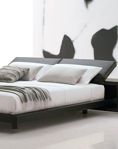 Wood - Furniture.biz | Products | Bedroom Furniture | Poliform | Zoe Bed