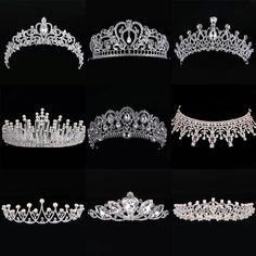 Pearl Queen Wedding Crown Headpiece Wedding Hair Jewelry Accessories – TulleLux Bridal Crowns and Accessories Material: Crystal Color: Silver Style: Trendy Multiple Styles Type: Crown, Headband Bride Tiara, Headpiece Wedding, Wedding Crowns, Hair Accessories For Women, Wedding Hair Accessories, Jewelry Accessories, Hair Jewelry, Wedding Jewelry, Headpiece Jewelry