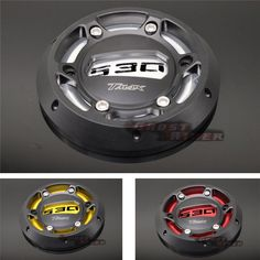 Motorcycle TMAX Engine Stator Cover CNC Engine Protective Cover Protector fits for Yamaha T-max 530 2012-2015 Silver