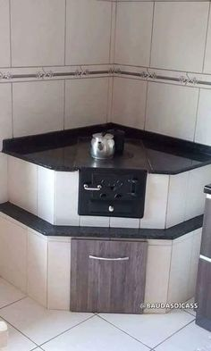 As we always have metal, stone, steel or maybe bricks but you will see wooden stove (DIY Process of Building Rustic Wood Stove) today here. Its really costless and affordable and even anyone can do the same or better than this one. Diy Kitchen Storage, Kitchen Decor, Kitchen Design, Diy Rocket Stove, Tile Walk In Shower, Room Partition Designs, Rv Homes, Pizza Oven Outdoor, Diy Holz