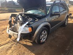 2006 Ford Freestyle ~ Stock# 1602040 * For ONLY at We offer for & and most Parts come with a 91 Day ask about the Warranty! Ford Parts, Used Car Parts, Used Auto Parts