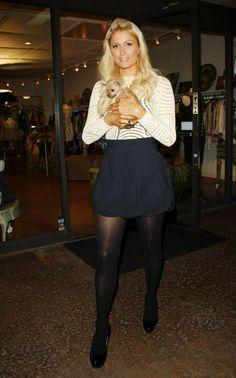 Paris Hilton Pantyhose --- #Paris #Hilton - Brought to you ...