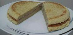 Tostex 'magro' de farinha de aveia
