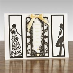 Buy Tonic Silhouette Scenes - Ginger from CreateAndCraft.tv