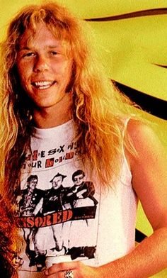 James Hetfield Young | James Hetfield - James Hetfield Photo (29422537) - Fanpop