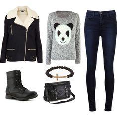 Winter clothes / Ropa de invierno #1