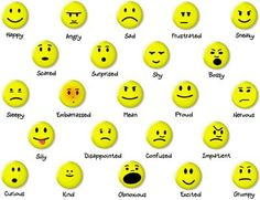Mood Faces