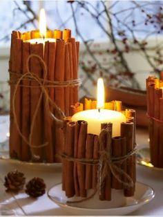 blog de decoração - Arquitrecos: Adornos com cheirinho de natal