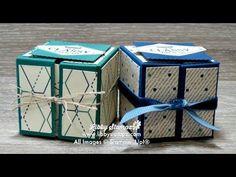 True Gentleman Cube Box (Video) - LibbyStampz - Libby Dyson Stampin' Up! Demonstrator Sydney AustraliaLibbyStampz – Libby Dyson Stampin' Up! Demonstrator Sydney Australia
