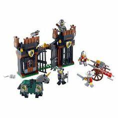 lego kingdoms escape from dragons prison 7187 rhett