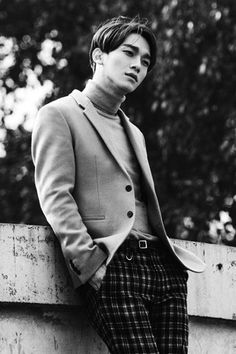 """i'd rather bend than break' Exo Chen, Exo K, Shinee, When You Smile, Kim Min Seok, Do Kyung Soo, Bts And Exo, Flower Boys, Chanyeol"
