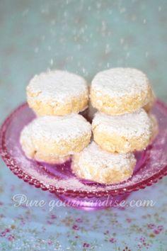 Bouchées fondantes au citron - www.Puregourmandise.com