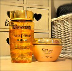 Kerastase Bain Elixir Ultime Oil Shampoo and Masque