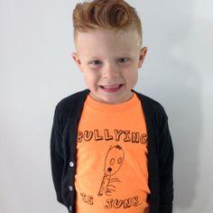 """Bullying Is Junk"" T-Shirt"