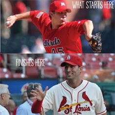 One man who we can always count on to be a Cardinal...thanks Waino we appreciate how you don't crave money