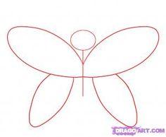 butterfly fingerprint.