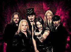nightwish | formacion actual nightwish es un grupo de metal sinfonico procedente ...