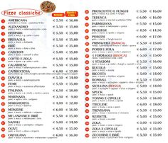 Pizzeria San Andrea
